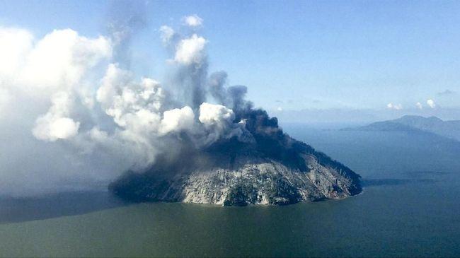 Gunung Api Meletus di Papua Nugini, 1.500 Orang Dievakuasi