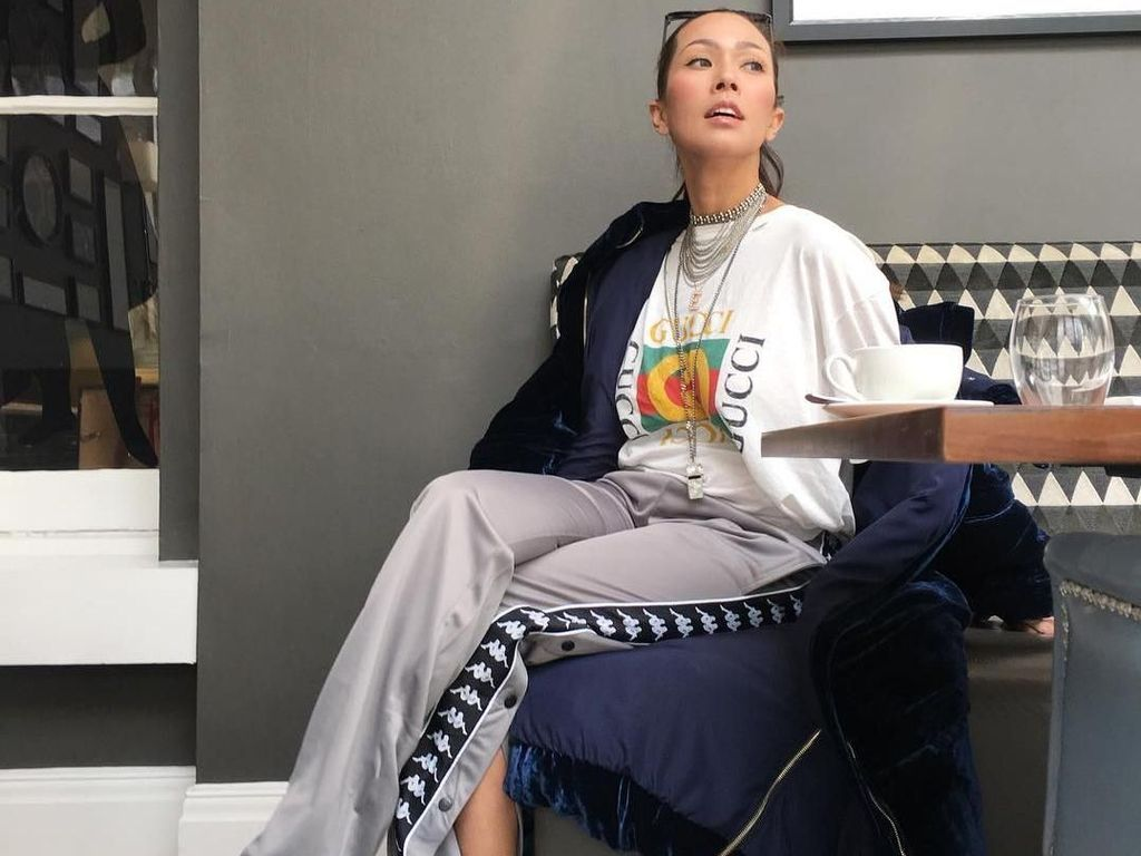 Foto: Ini Princess Ezurin, Sosialita Cantik dan Seksi dari Malaysia