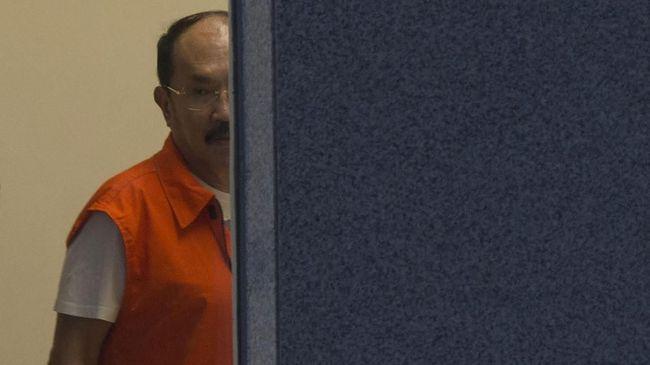Fredrich Mengaku Tak Banyak Bicara dengan Setnov di Rutan KPK