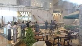 Pemilik Gedung BEI Biayai Perawatan Korban Selasar Roboh