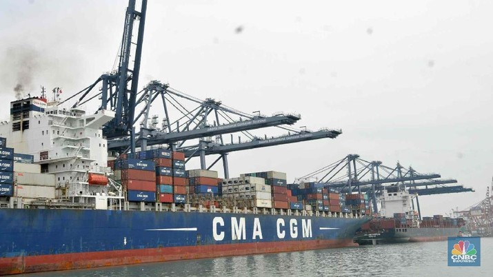 Ekspor RI: Bangkit & Jatuh di Era Globalisasi