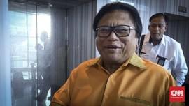 OSO Minta Jokowi-Prabowo Tak Saling Jatuhkan di Debat Capres