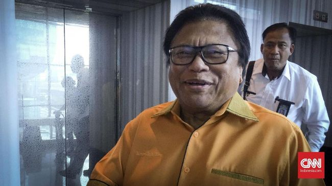 DPD Hanura: Kepemimpinan OSO Arogan, Enak Zaman Wiranto