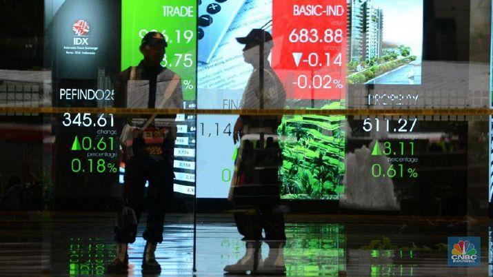Ihsg Hijau Investor Asing Borong Saham Astra Dan Telkom