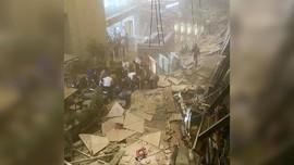 BPJS Jamin Biaya Perawatan Korban Reruntuhan Selasar BEI