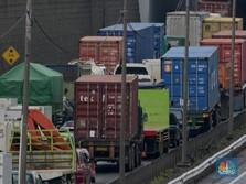 Logistik Dikecualikan Saat PSBB, Pengusaha Tetap Merana