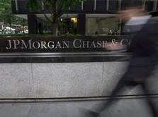 Perang Dagang, JPMorgan Turunkan Peringkat Saham China