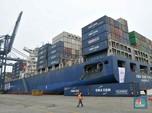 Konsensus: Neraca Perdagangan Februari Defisit US$ 111,8 Juta