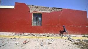 Gempa Magnitudo 8,0 Guncang Peru, Terasa hingga Brasil