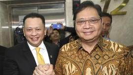 Airlangga Tunjuk Bamsoet Jadi Wakil Ketua Umum Golkar