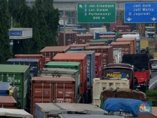 'Penurunan Tarif Tol Tak Signifikan Pengaruhi Biaya Logistik'