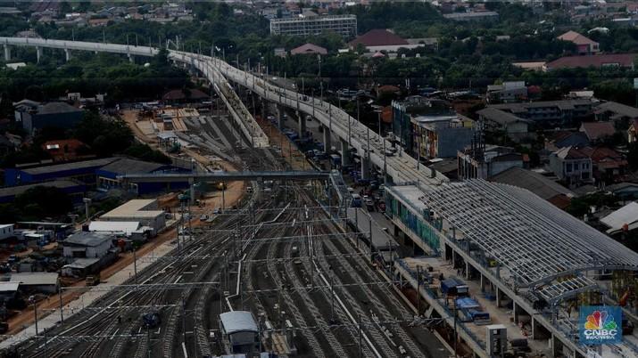 Konstruksi MRT Jakarta fase II akan dimulai Maret 2020.