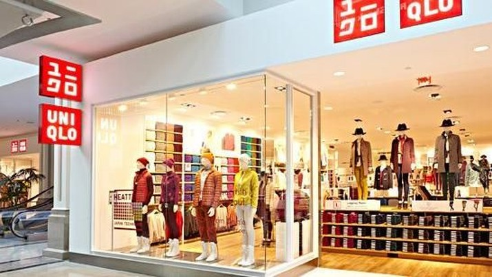 Pertama kalinya dalam sejarah penjualan Uniqlo di internasional kalahkan penjualan di Jepang