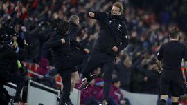 Klopp Merasa Beruntung di Laga AS Roma vs Liverpool