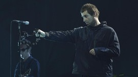 Diduga Aniaya Kekasih, Liam Gallagher Diinterogasi
