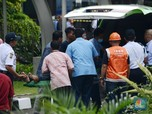 Akses Tower II Harus Izin Pengelola, Tito Jenguk Korban ke RS