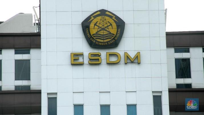 Gedung Kementerian Energi dan Sumber Daya Mineral
