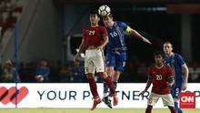 Indonesia Masih di Atas Malaysia dalam Peringkat FIFA