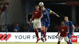 Jadwal Siaran Langsung Timnas Singapura vs Timnas Indonesia