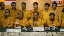 Hanura Kubu Daryatmo Serahkan Kepengurusan Baru ke Yasonna