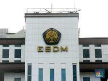 Lagi, ESDM Cabut Sementara Izin Ekspor 5 Perusahaan Tambang