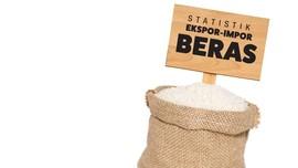 Statistik Ekspor-Impor Beras Indonesia