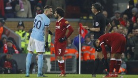 FOTO: Liverpool Beri Manchester City Kekalahan Pertama