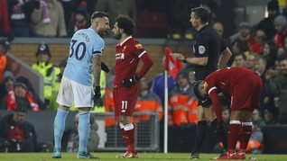 Undian Perempat Final Liga Champions: Liverpool vs Man City