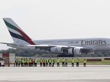 Order Rp 213 T Emirates Selamatkan Airbus A380