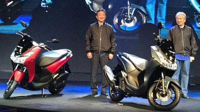 Kenalkan Lexi, Adik Yamaha Aerox