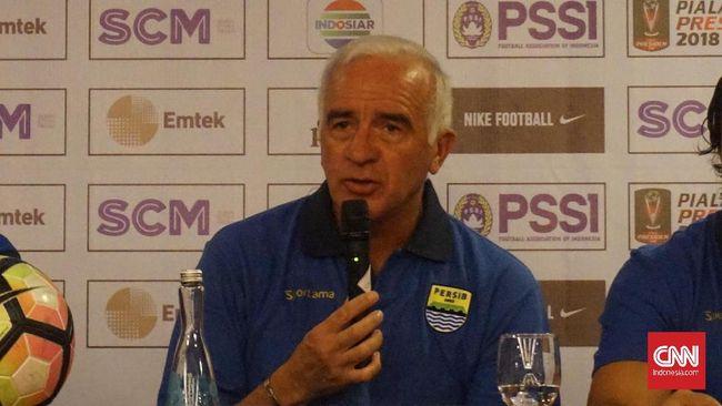 Mario Gomez: Persib Klub Besar, Tapi Fasilitas Latihan Jelek