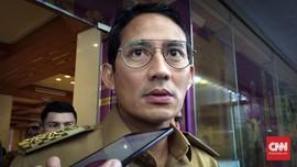 Sandi Sebut 20 Persen Warga Jakarta Alami Gangguan Kejiwaan
