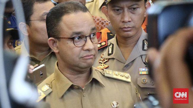 Anies Diminta Tak Acak-Acak Kebijakan era Jokowi-Ahok