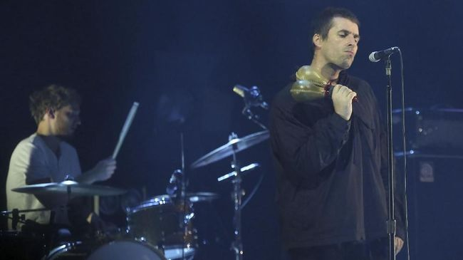 Liam Gallagher Akui Puas dengan Film Dokumenter 'As It Was'