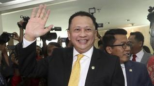 Pimpinan DPR Hadiri <i>Open House</i> Chairul Tanjung