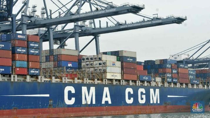 Badan Pusat Statistik (BPS) telah mengumumkan realisasi ekspor dan impor sepanjang 2019.