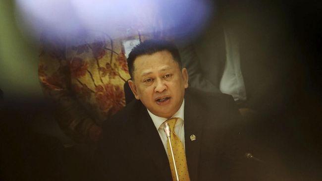 Ketua DPR Berpantun dalam Pidato 'Kami Butuh Kritik'