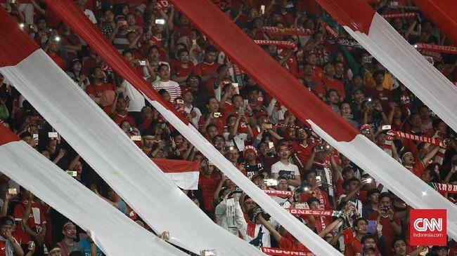 Malaysia Tak Suka Lawan Timnas Indonesia di SUGBK