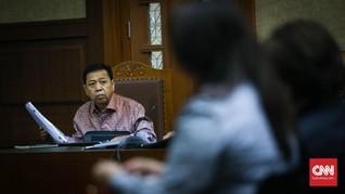 Saksi Sebut Transaksi ke Rekan Setnov Panjang Seperti Ular