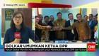 Golkar Umumkan Ketua DPR Baru