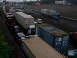 Rayakan Pergantian Tahun, 144.438 Kendaraan Pergi ke Bandung