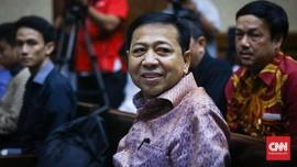 Idrus Jadi Mensos, Setnov Ucapkan Terima Kasih ke Jokowi