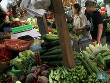 Konsensus Pasar: Inflasi Juni 0,51% MtM, 2,97% YoY