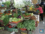 Pedagang Pasar Ungkap 3 Penyebab Mahalnya Harga Pangan