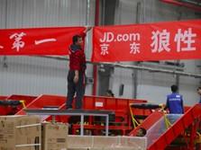 JD & Walmart Suntikkan Rp 7,2 T ke Startup Pengiriman Barang