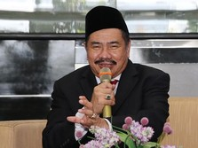 Berita Duka, Kepala PPATK Kiagus Badaruddin Wafat