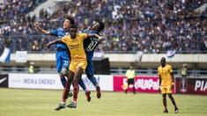 RD Akui Sriwijaya FC Sempat Canggung Lawan Persib