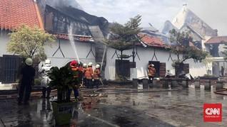 Museum Bahari Terbakar, Rapat Antisipasi Baru Digelar Semalam