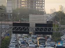 Tol Jagorawi & Jakarta-Tangerang Kena Aturan Ganjil-Genap