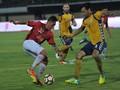 Babak Pertama: Bali United Tertinggal 1-3 dari Yangon United